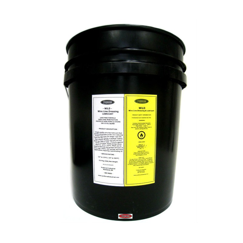 WiLD Wire Rope and Cable Lubricant (Bulk)