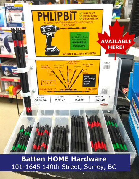 PHLiPBiT Home Hardware Surrey