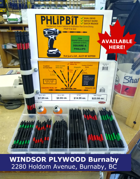 PHLiPBiT Windsor Plywood Burnaby