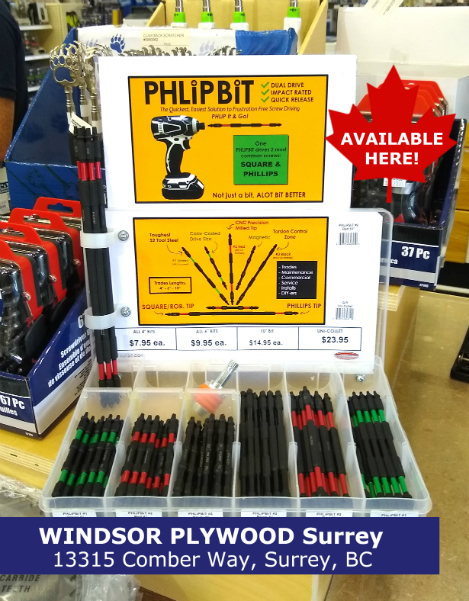 PHLiPBiT Windsor Plywood Surrey